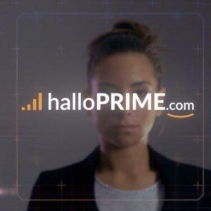 VIDEO INTRO TEMPLATE - # 32 Fingertap Hologramm