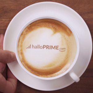 34 Video Intros Template - Latte Art
