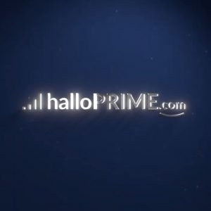 4 Video Intro Chrome Logo