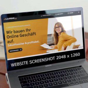 46 Film Intro Vorlagen - Laptop Sticker