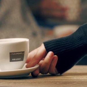 50 Film Intro Vorlagen - Die Kaffeetasse
